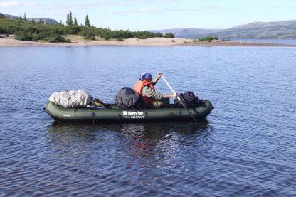 Descente en Canot sur la rivière George