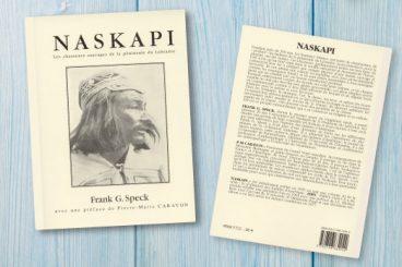 Naskapi : le livre